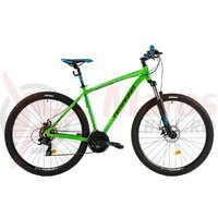 Bicicleta DHS Teranna 2925 verde 2018