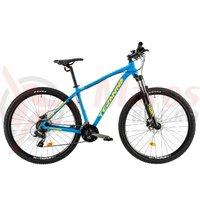 Bicicleta DHS Teranna 2927 albastra 2019