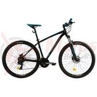 Bicicleta DHS Teranna 2927 neagra 2018