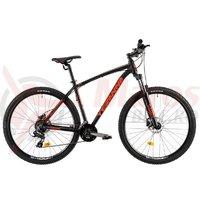 Bicicleta DHS Teranna 2927 neagra 2019