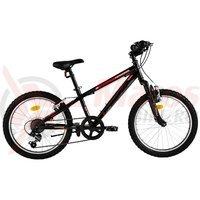 Bicicleta DHS Terrana 2023 neagra 2016