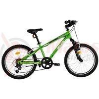 Bicicleta DHS Terrana 2023 verde 2016