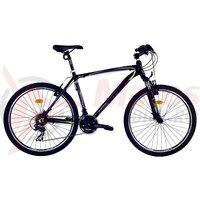 Bicicleta DHS Terrana 2623 negru/gri 2017