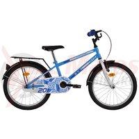 Bicicleta DHS Travel 2001 albastra 2017