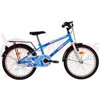 Bicicleta DHS Travel 2003 albastra 2016
