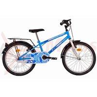 Bicicleta DHS Travel 2003 albastra 2017
