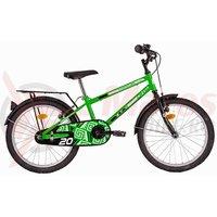 Bicicleta DHS Travel 2003 verde 2017