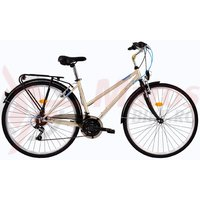 Bicicleta DHS Travel 2852 maro 2017