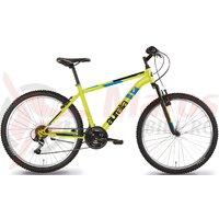 Bicicleta Aurelia 26'' barbati, galben