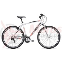 Bicicleta Drag 28'' Grand Canyon Base gri/rosu 2019