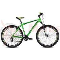 Bicicleta Drag 7R Comp verde albastru 2015