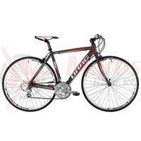 Bicicleta Drag Blade gri/rosu