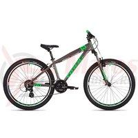 Bicicleta Drag C1 Comp AT-38 maro/verde