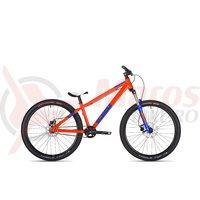 Bicicleta Drag C2 Dirt orange/blue 2018