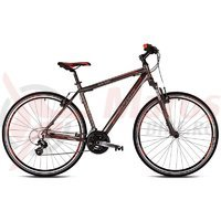 Bicicleta Drag Grand Canyon Comp AC-37 maro/portocaliu 2016