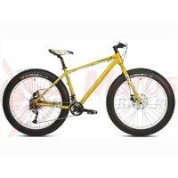 Bicicleta Drag Tundra Comp verde/camo 2017