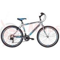 Bicicleta Drag ZX1 gri/albastru 2013