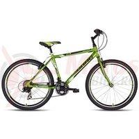 Bicicleta Drag ZX1 verde/negru 2014