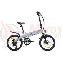 Bicicleta eBIKE Pliabila ITALWIN K2S Grey Light 20x1.95