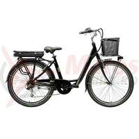 Bicicleta electrica Adriatica E2 e-bike lady black