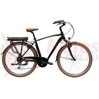 Bicicleta electrica Adriatica NEW AGE 2020, negru