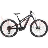 Bicicleta electrica Cannondale Moterra 3 Matte Black 2020