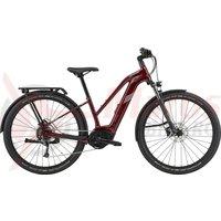 Bicicleta electrica Cannondale 29 F Tesoro Neo X 3 Maroon 2020