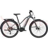 Bicicleta electrica Cannondale 30 F Tesoro Neo X 2 Charcoal Gray 2020
