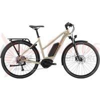 Bicicleta electrica Cannondale 700 F Tesoro Neo 2 Champagne 2020