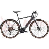 Bicicleta electrica Cannondale 700 M Quick Neo EQ Graphite 2020