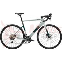 Bicicleta electrica Cannondale 700 M SuperSix Neo 2 Sage Gray 2020