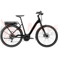Bicicleta electrica Cannondale 700 U Mavaro Active City Black Pearl 2020