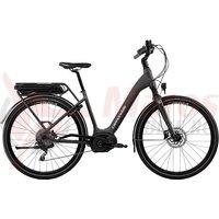 Bicicleta electrica Cannondale 700 U Mavaro Perf 4 City Graphite 2020
