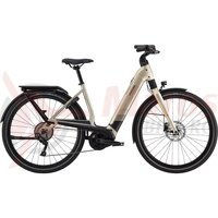 Bicicleta electrica Cannondale Mavaro Neo 3 Champagne 2021
