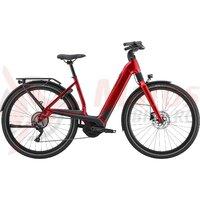 Bicicleta electrica Cannondale Mavaro Neo 5+ Candy Red 2021