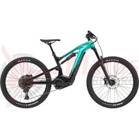 Bicicleta electrica Cannondale Moterra 3 Turqoise 2020