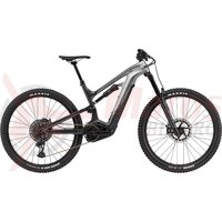 Bicicleta electrica Cannondale Moterra Neo Carbon 2 27.5' Grey 2021