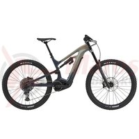 Bicicleta electrica Cannondale Moterra Neo Carbon SE 27.5' Stealth Grey 2021