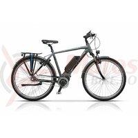 Bicicleta Electrica Cross Elegra City Man 28