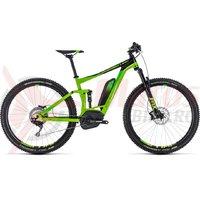 Bicicleta electrica Cube Hybrid 120 EXC 500 27.5