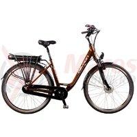 Bicicleta electrica Devron 28128 hot chocolate 28