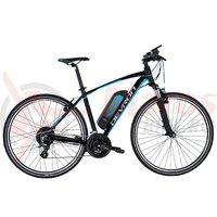 Bicicleta electrica Devron 28161 negru mat 2108