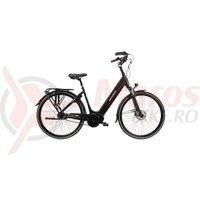 Bicicleta Electrica Devron 28426 - 28 Inch, Negru