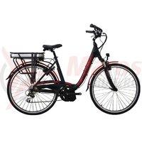 Bicicleta electrica Devron Epac 28006A negru