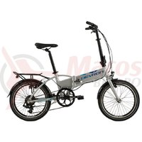 Bicicleta Electrica Devron Urbio 20124