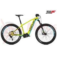 Bicicleta electrica Focus Bold2 Plus 11G 27.5 green/blue 36v/10,5ah 2018