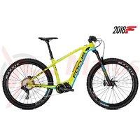 Bicicleta electrica Focus Bold2 Plus Pro 11G 27.5 green/blue 36v/10,5ah 2018