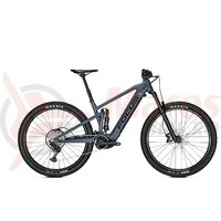 Bicicleta electrica Focus Jam 2 6.7 Nine 29 stone blue 2020