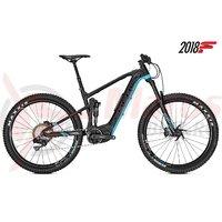 Bicicleta electrica Focus Jam2 Pro Plus 11G 27.5 blackm/blue 36v/10,5ah 2018