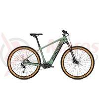 Bicicleta electrica Focus Jarifa 2 6.7 Seven 27.5 mineral green 2020